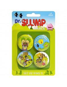 Set 4 pin Dr Slump