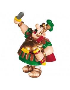 Figura Centurion con Espada Asterix El Galo 7cm