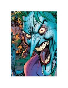 Puzzle Joker Crazy Eyes DC Comics 1000pzs