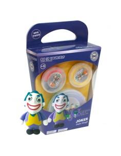 Plastilina Super Dough Joker DC Comics DIY