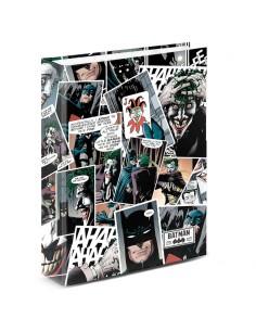 Carpeta A4 Joker DC Comics anillas
