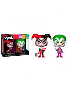 Figuras Vynl DC Comics Harley Quinn The Joker