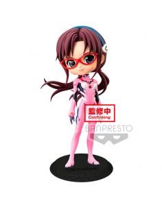 Figura Mari Makinami Illustrious Plugsuit Style Evangelion Movie Q Posket B 14cm