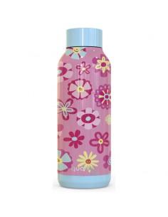 Botella Solid Flowers Quokka 510ml