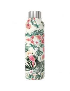 Botella Solid Jungle Flora Quokka 630ml