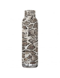 Botella Solid Snake Print Quokka 630ml