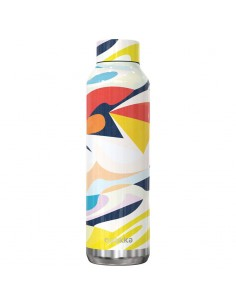 Botella Solid Abstract Quokka 630ml