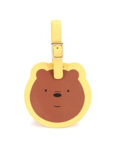 Etiqueta equipaje We Bare Bears menta