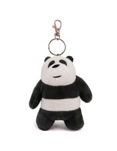 Llavero peluche Oso Panda We Bare Bears