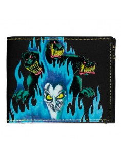 Billetera Hades Villanas Disney
