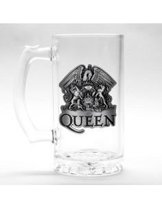 Jarra cristal Crest Queen