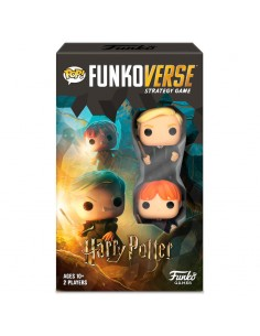 Juego mesa POP Funkoverse Harry Potter 2fig Espanol