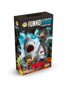 Juego mesa POP Funkoverse Tiburon 2fig Ingles
