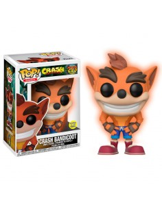 Figura POP Crash Bandicoot Exclusive