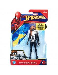 Figura Spider Girl Spiderman Marvel 15cm