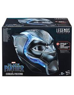 Casco Electronico Black Panther Marvel Legends