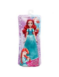 Muneca Brillo Real Ariel La Sirenita Disney
