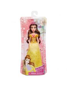 Muneca Brillo Real Bella La Bella y la Bestia Disney