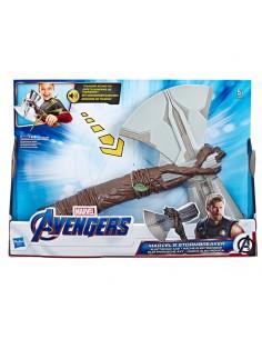 Hacha Electronica Thor Vengadores Avengers Marvel
