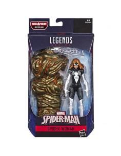 Figura Spider Woman Spiderman Marvel Legend Series 15cm