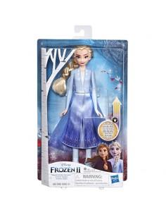 Muneca Elsa Aventura Magica Frozen 2 Disney