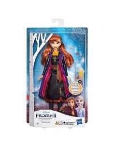 Muneca Anna Aventura de Otono Frozen 2 Disney