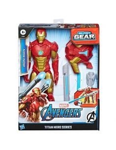 Figura Titan Iron Man Vengadores Avengers Marvel