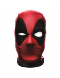 Cabeza Premium Interactiva Deadpool Marvel Legends Ingles