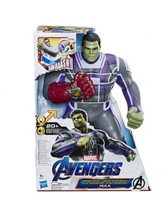Figura Hulk Puno Poderoso Vengadores Marvel 35cm