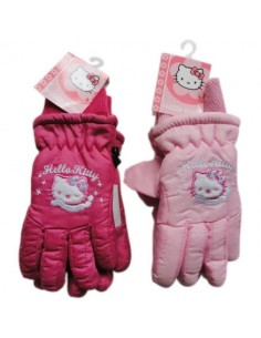 Guantes nieve Hello Kitty surtido