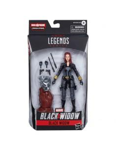 Figura Black Widow Legends Series Marvel