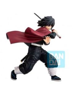 Figura Giyu Tomioka The Second Demon Slayer Kimetsu no Yaiba 15cm