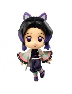 Figura Chibi Kyun chara Shinobu Kocho The Third Demon Slayer Kimetsu No Yaiba 6cm