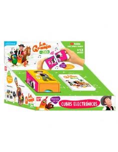 Cubos electronicos Granja de Zenon