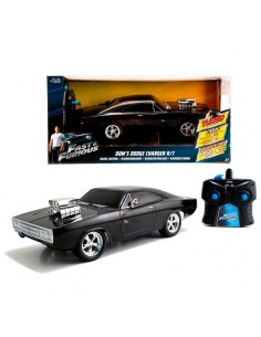 Coche radio control Dodge Charger R T Fast and Furious