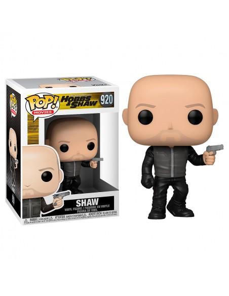 Figura POP Fast Furious Presents Hobbs Shaw Shaw