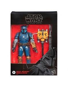 Figura Heavy Infantry Mandalorian Star Wars