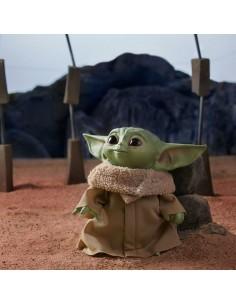 Peluche Yoda The Child Star Wars con sonidos 19cm