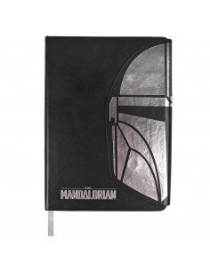 Cuaderno A5 polipiel The Mandalorian Star Wars
