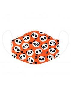 Mascarilla reutilizable Cutiemals Panda S