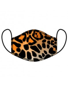 Mascarilla reutilizable Animal Print L