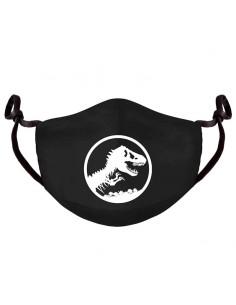 Mascarilla reutilizable Jurassic Park