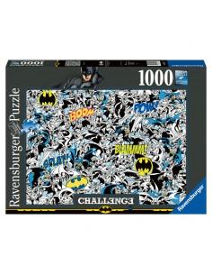 Puzzle Challenge Batman DC Comics 1000pz