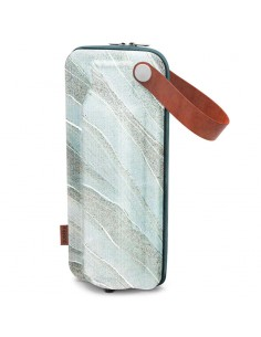 Funda botella Flow White Stone EVA