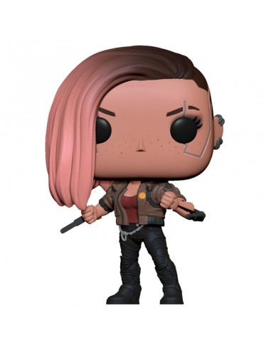 Figura POP Cyberpunk 2077 65279V Female