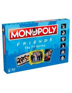 Juego monopoly Friends