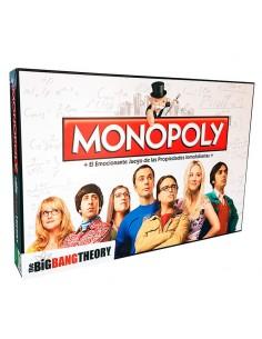 Juego Monopoly The Big Bang Theory