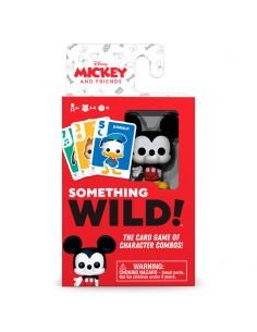 Juego cartas Something Wild Mickey and Friends Disney Aleman Espanol Italiano