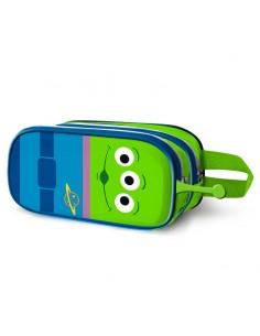 Portatodo 3D Toy Story Alien Disney Pixar doble