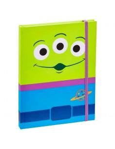 Libreta Alien Toy Story 4 Disney Pixar